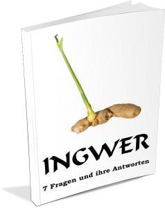Ingwer- 7 Fragen und Antworten